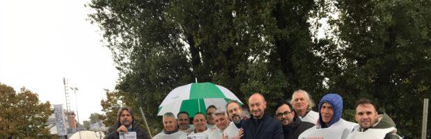 Grandi Opere, i sindacati bussano alla Regione Lazio